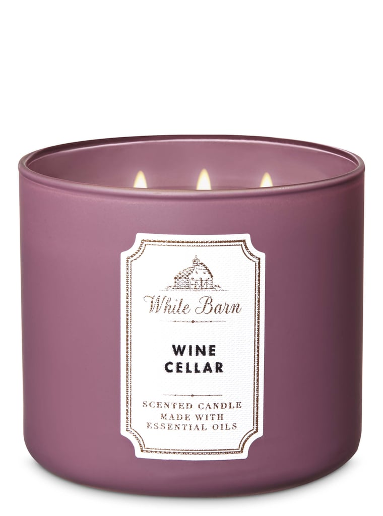 Bath and Body Works Wine Cellar 3-Wick Candle