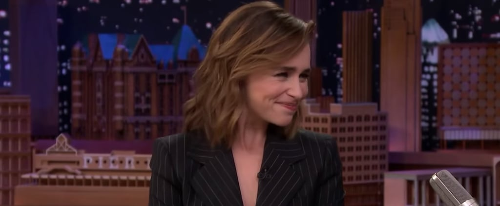 Emilia Clarke Reveals Game of Thrones Coffee Cup Culprit
