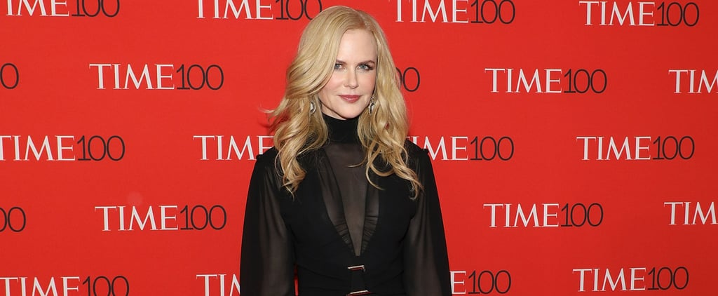 Nicole Kidman's Daughter Wants to Watch Big Little Lies