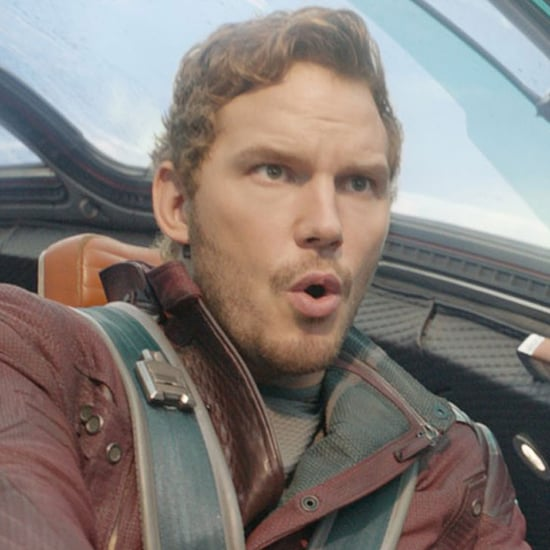 Chris Pratt in Guardians of the Galaxy GIFs