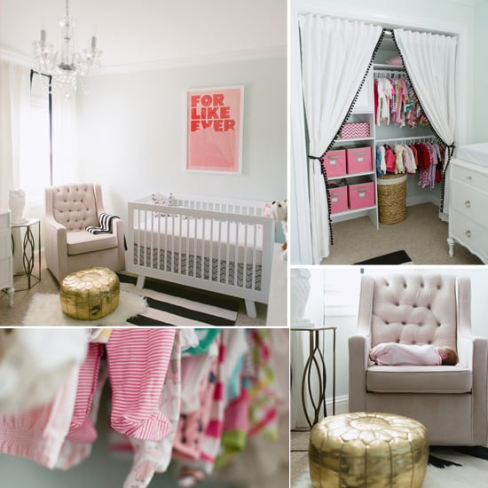 11 Cool Baby Nursery Design Ideas From Vertbaudet: Mint-Green Baby Nursery