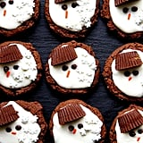 Dead Snowmen Cookies