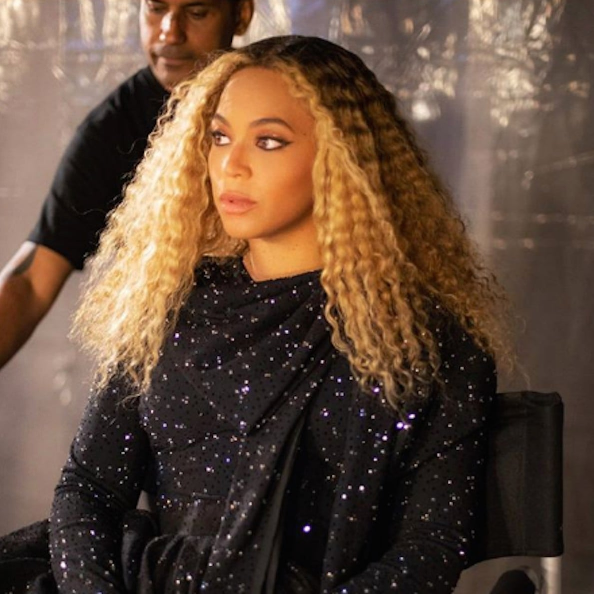Beyonces Natural Hair Popsugar Beauty