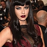 When She Went Goth at the 2015 Met Gala