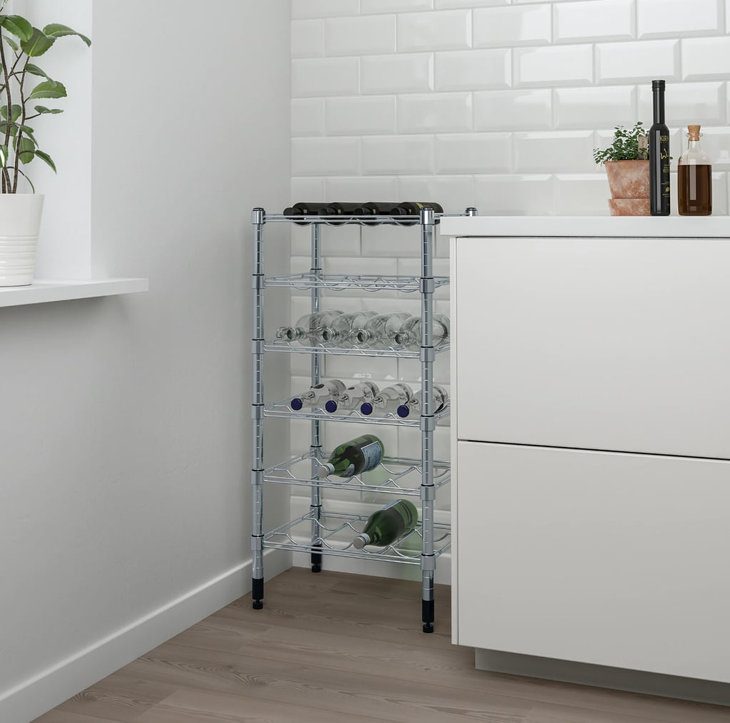 Omar Bottle Shelving Unit