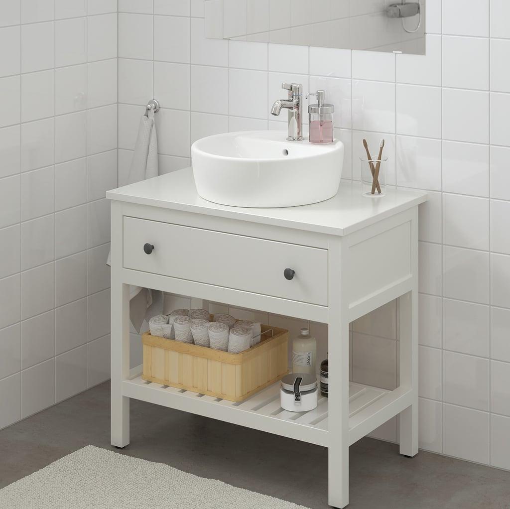 Hemnes Open Sink Cabinet