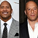 Dwayne Johnson vs. Vin Diesel