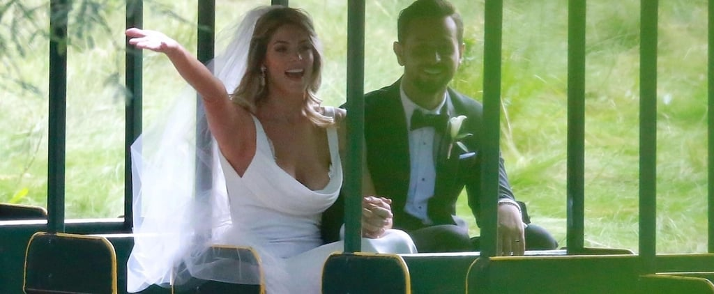 Ashley Greene and Paul Khoury Wedding Pictures 2018