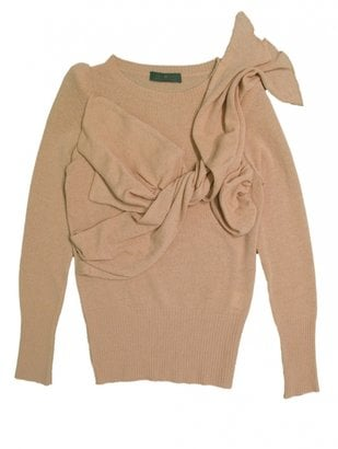 Mirco Giovannini Bow Sweater ($378, originally $540)
