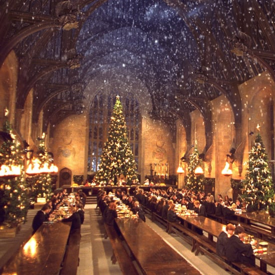 Christmas at Harry Potter World