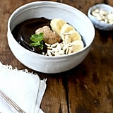 Dark Chocolate Coconut Smoothie Bowl