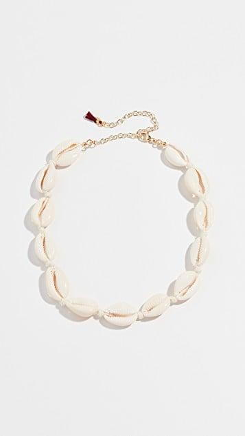 Shashi shell necklace