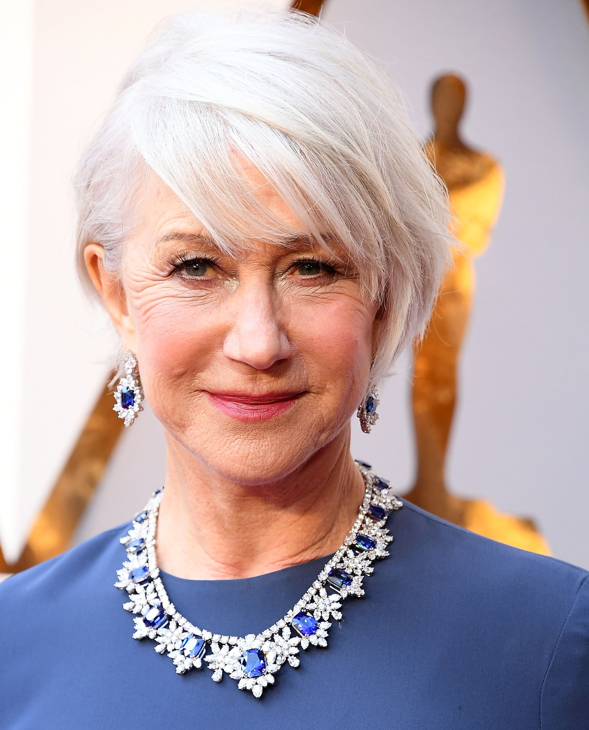 HOLLYWOOD, CA - MARCH 04:  Helen Mirren arrives at the 90th Annual Academy Awards at Hollywood & Highland centre on March 4, 2018 in Hollywood, California.  (Photo by Steve Granitz/WireImage)