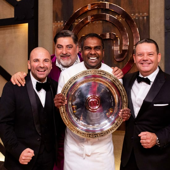 Sashi Cheliah MasterChef 2018 Winner Interview
