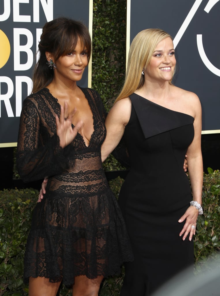 Pictured: Halle Berry and Reese Witherspoon
