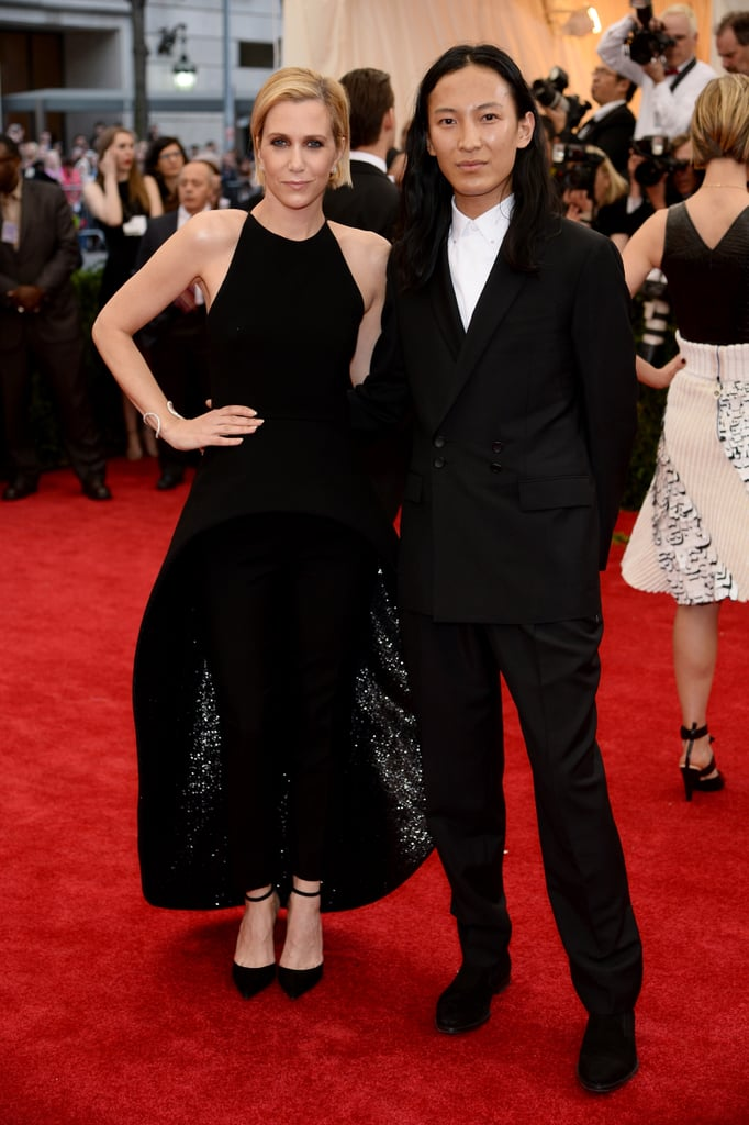Kristen Wiig and Alexander Wang