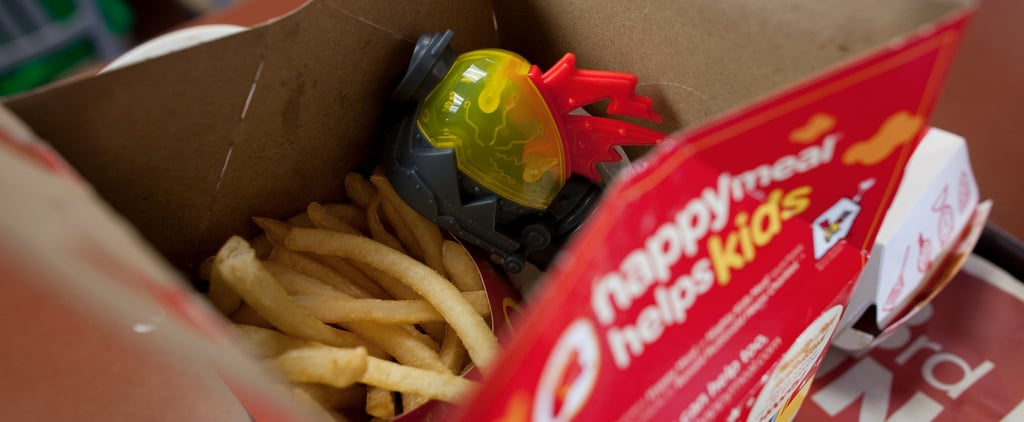 McDonald's Is Updating the Happy Meal in a Major Way as the School Year Starts