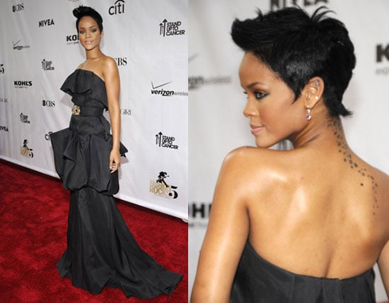 2008 Fashion Rocks: Rihanna