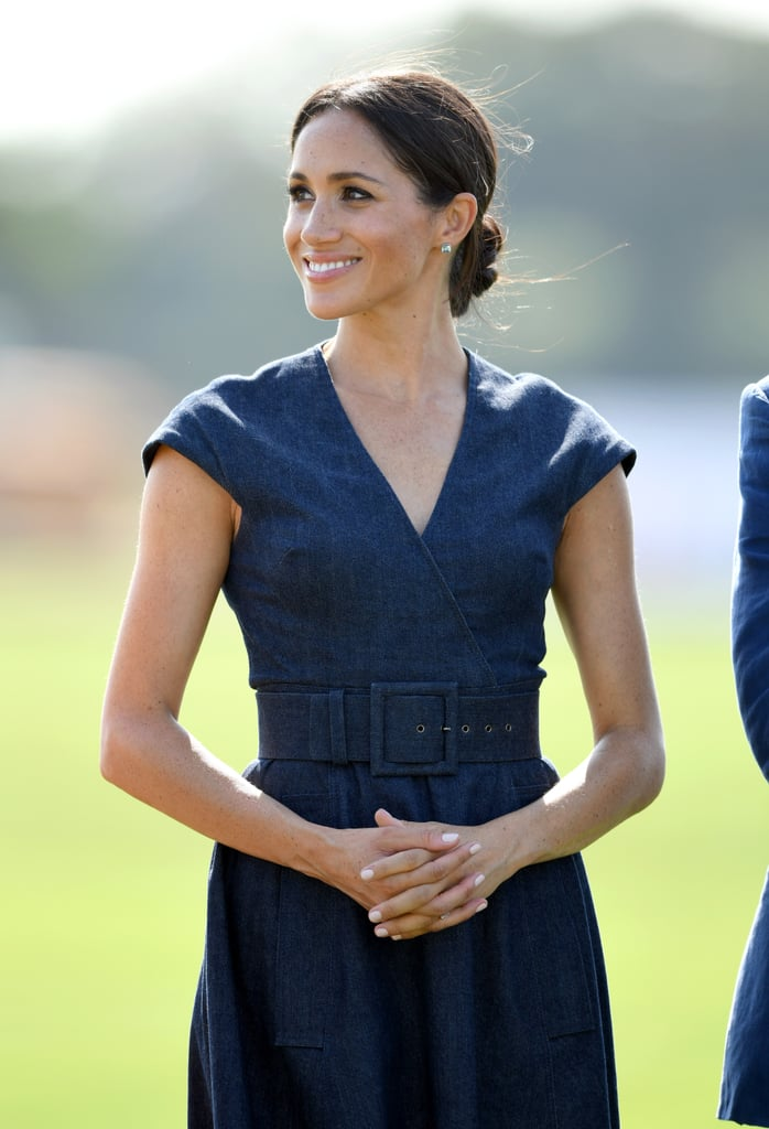 Meghan's Carolina Herrera Dress