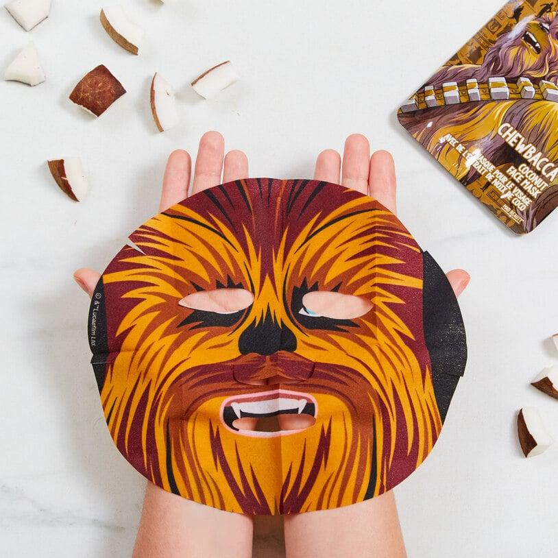 Chewbacca Star Wars Face Mask