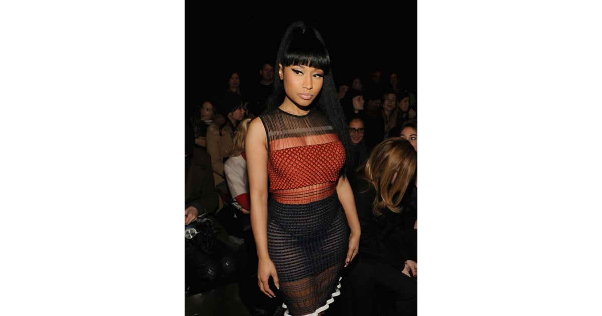 Nicki Minaj Sexy Pictures  Popsugar Celebrity Australia -5624