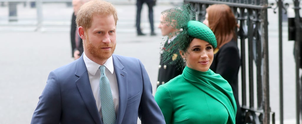 "Prince Harry and Meghan Markle Reveal ""Archewell"" Nonprofit"