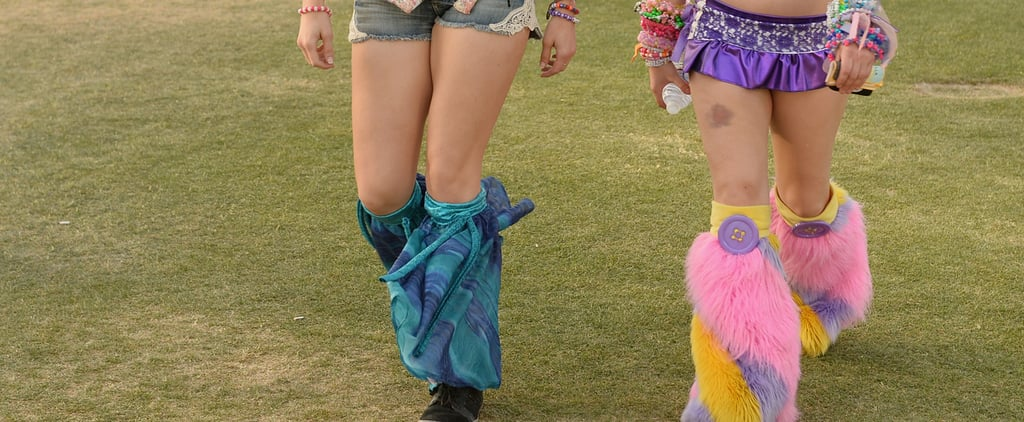 Bad Music Festival Fashion Trend Pictures