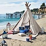 Dobby Flatweave Sand Rug