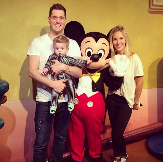Michael Buble's Son Has Cancer