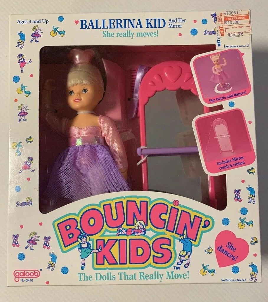 Bouncin' Kids Dolls