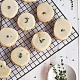 Vanilla and Thyme Slice-and-Bake Cookies