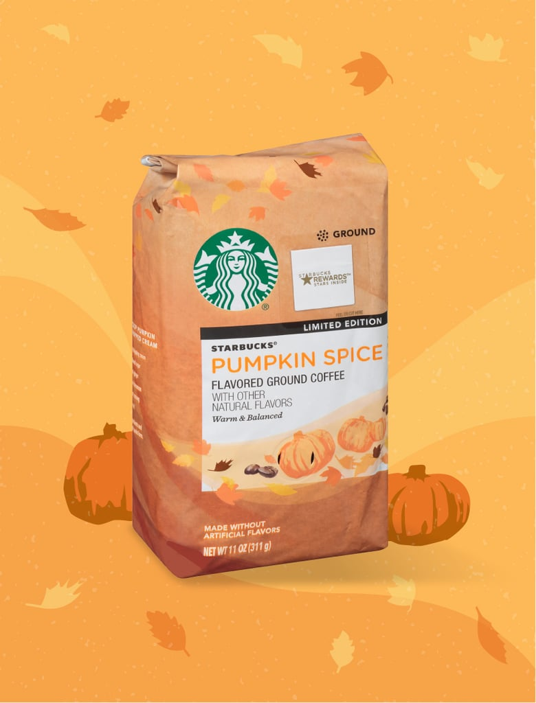 Pumpkin Spice Flavored Ground Coffee