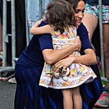 """""""She isn't focused on following royal protocol when it comes to meeting children."""""""