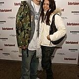 Channing Tatum et Jenna Dewan en 2006