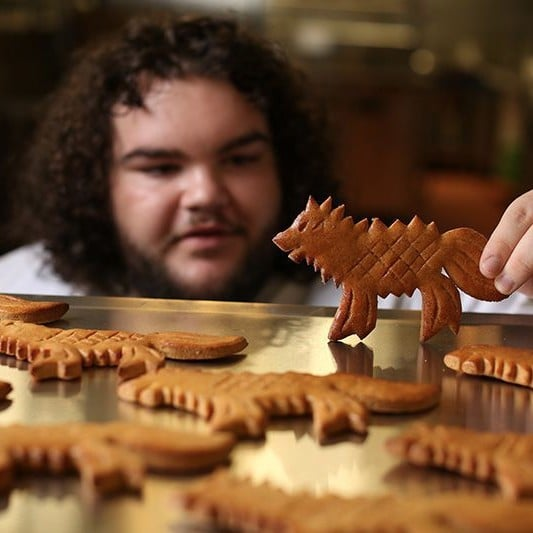 Direwolf Bread From Game of Thrones