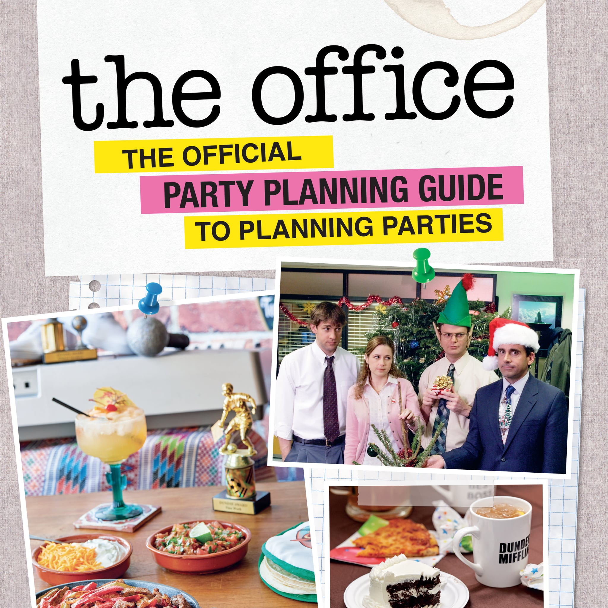 Buy The Office Party Planning Committee Book On Amazon Popsugar Food