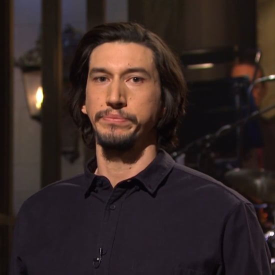 Watch Adam Driver's SNL Opening Monologue
