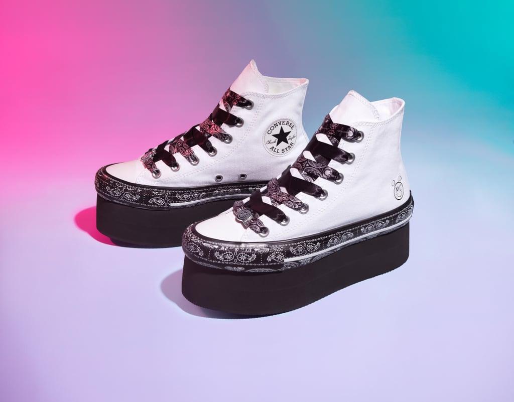 bc86540f4310 Miley Cyrus For Converse Collaboration | POPSUGAR Fashion Australia