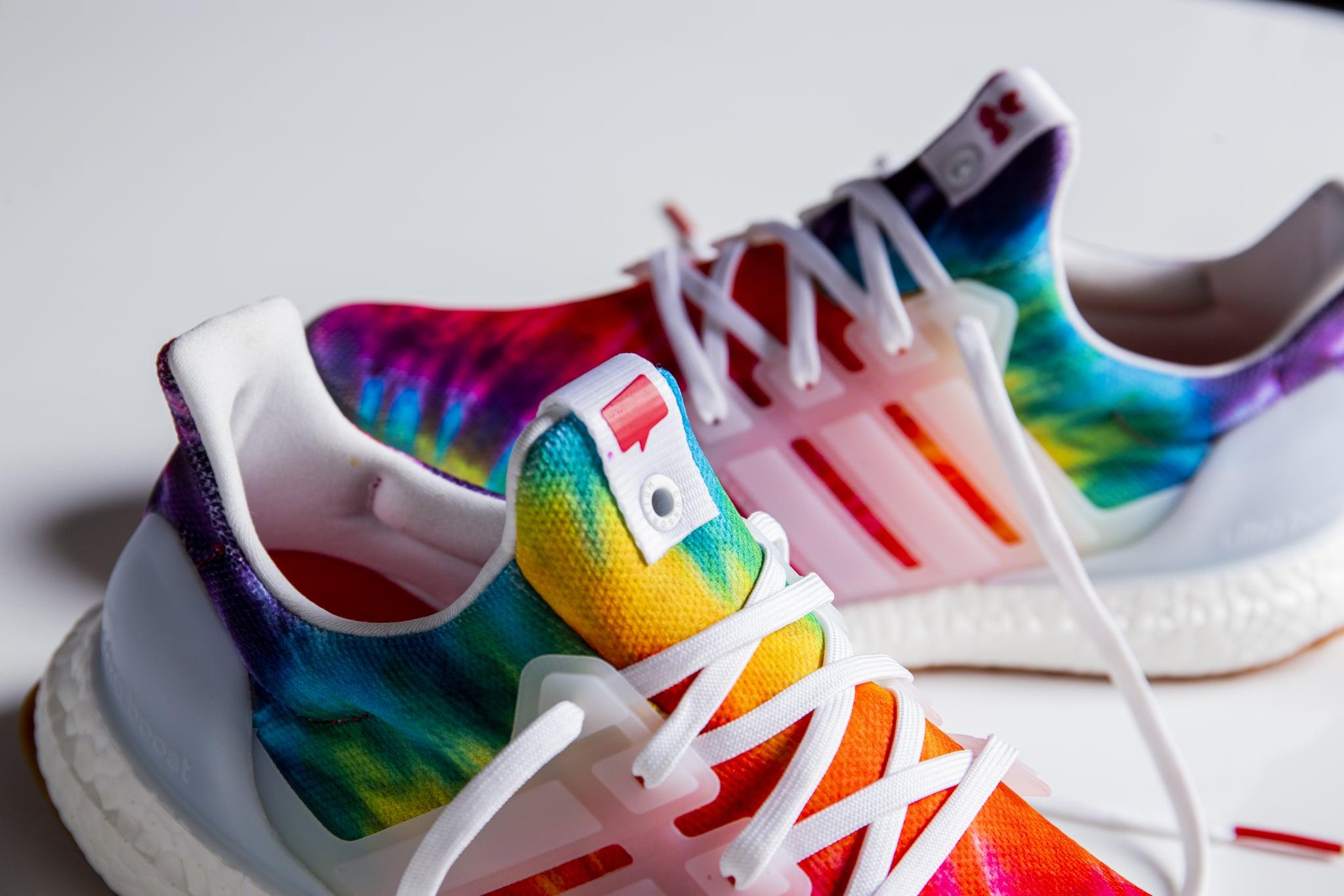 Adidas Tie-Dye Ultraboost Woodstock