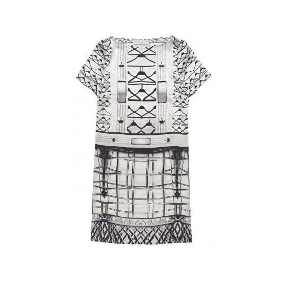 Dress, $895, Mary Katrantzou at Parlour X