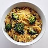 Enjoy veggie noodles: Swapping out noodles for veggies is all the rage for good reason! It's an easy technique to cut carbs and bring more nutrition to every single bite. Try these recipes to start. Bake it up: Frying up fish or chicken may be quick, but it is not an ideal technique for everyday eating. Baking these proteins may be more time consuming, but the reduction in calories and fat make it worth the effort. Go open-faced: Reducing the calories of your sandwich is as simple as one little subtraction: halve the bread. Instead of placing all your fillings in between two slices of bread, remove the top piece and go open-faced with these ideas. Cook one serving: It takes a little math, but simply divide your favorite recipes accordingly to cook one serving. This way you won't be tempted to go for seconds or thirds, and mess with your progress. Watch out for oil: Your meal doesn't need to be swimming in oil in order to get cooked. Just one tablespoon of olive oil has 119 calories. Reduce oil when cooking by spraying a thin layer of on your pan and using a nonstick pan. Rethink your rice:  In one study, researchers in Sri Lanka found a simple method for cooking rice that may reduce the amount of calories in rice. Yes, it's a little more effort than opting for the ricer cooker, but if it could save big calories.