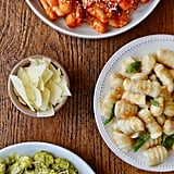 Leftover Potato Gnocchi