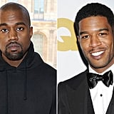 Kanye West and Kid Cudi