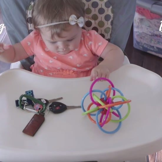 Video Proves Babies Prefer Random Junk Over Baby Toys
