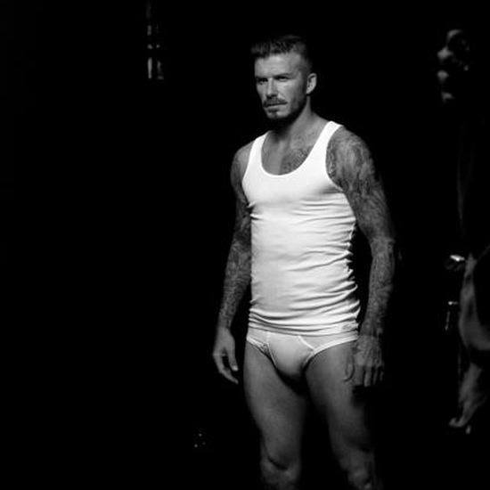 David Beckham H&M Body Double Controversy | Video