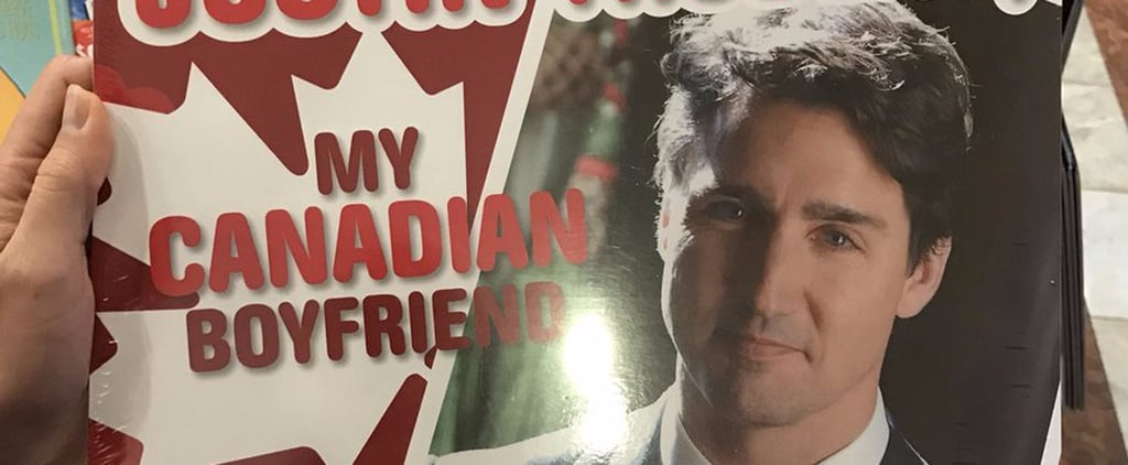 Justin Trudeau My Canadian Boyfriend 2018 Calendar