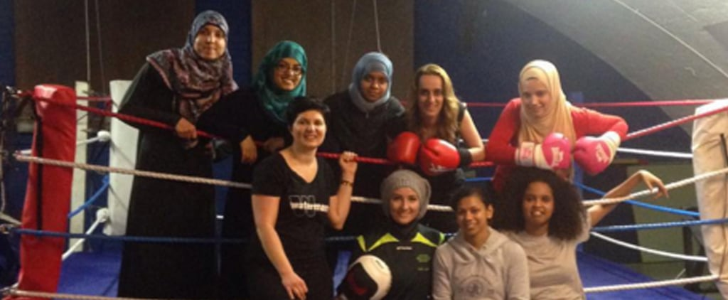 This Kickboxing Champ Is Launching a Line of Sports Hijabs For Muslim Women