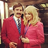 Ron and Veronica From Anchorman