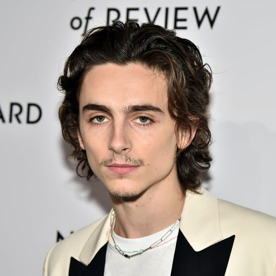 Timothée Chalamet's Mustache Has Divided the Internet