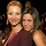 Lisa and Jennifer snapped this cute photo during the SAG Awards in 2003.